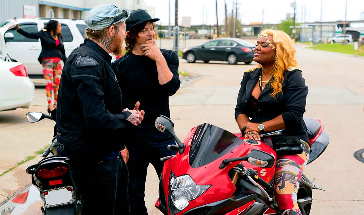<em>Ride with Norman Reedus</em> Q&#038;A — Coco