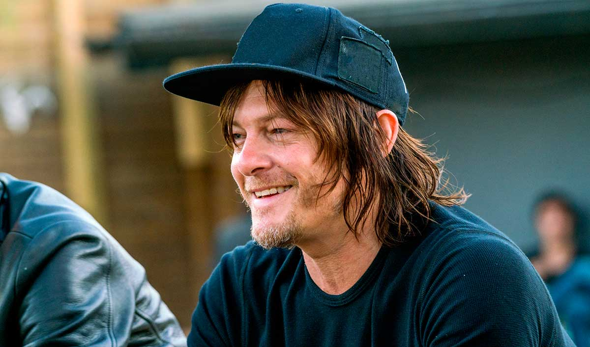 <em>Ride with Norman Reedus</em> Q&A — Norman Reedus