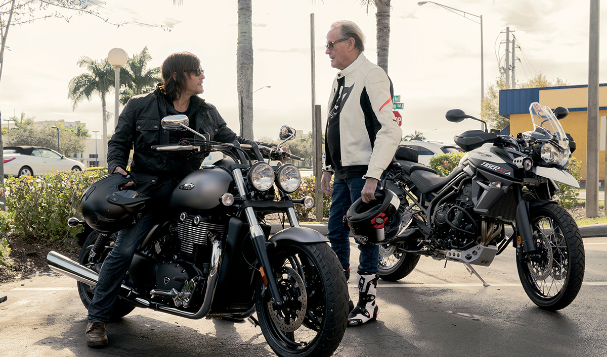 Full Episode – Norman Rides to the End of the Line With Peter Fonda