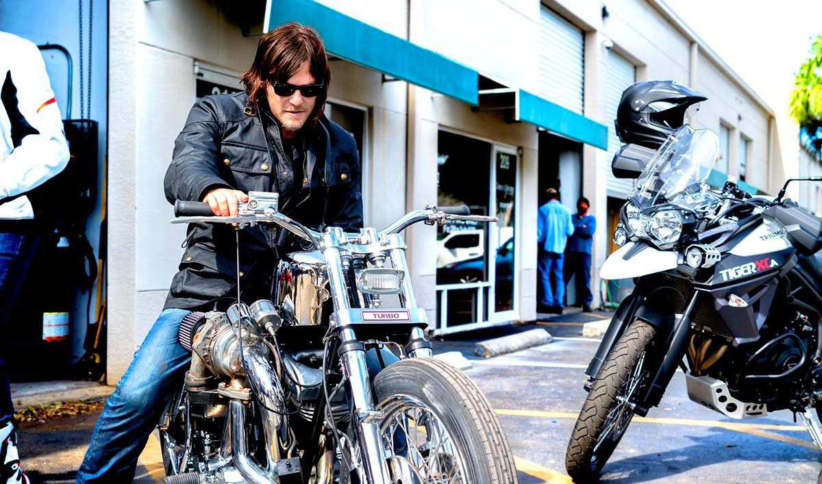 Norman's Favorite Memories from <em>Ride</em> Season 1