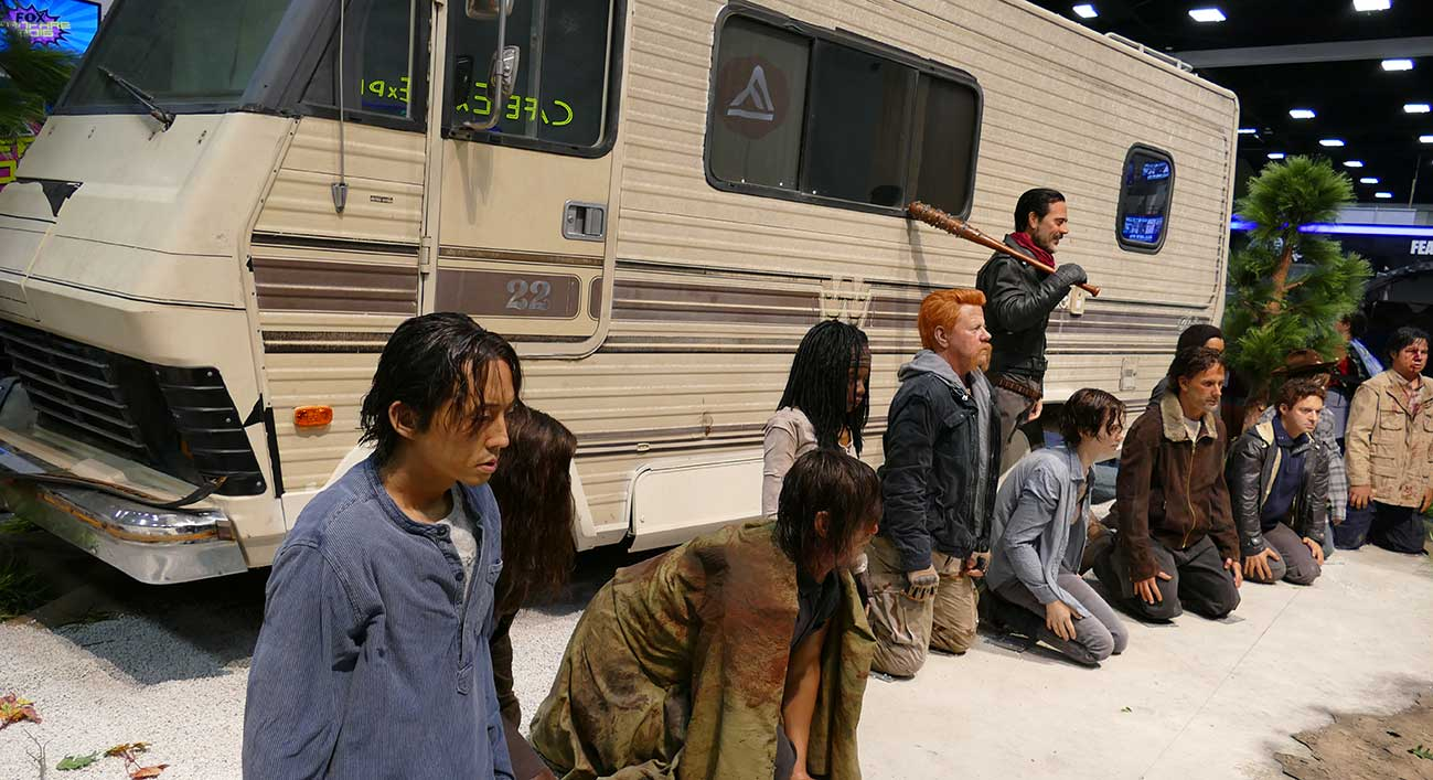 Heading to Comic-Con? Experience the World of <em>The Walking Dead</em>