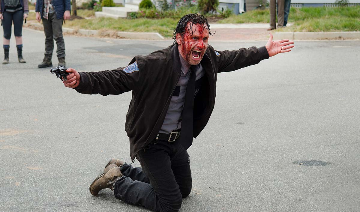 Get Pepped Up for the Mid-Season Premiere With Rick's Ultimate Motivational Speech
