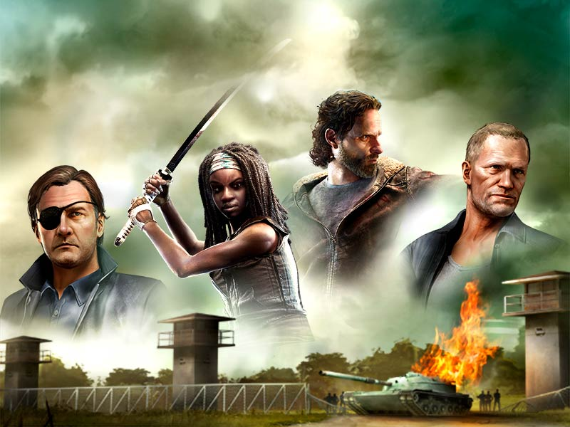 the-walking-dead-no-mans-land-governor-michonne-800×600