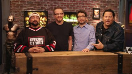 Next On Geeking Out: Season 1, Episode 4
