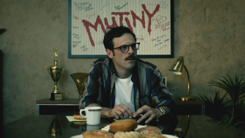Halt and Catch Fire Talked About Scene: Season 3, Episode 3