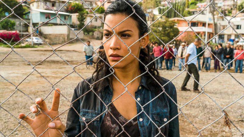 <em>Fear the Walking Dead</em> Q&A – Danay Garcia (Luciana)