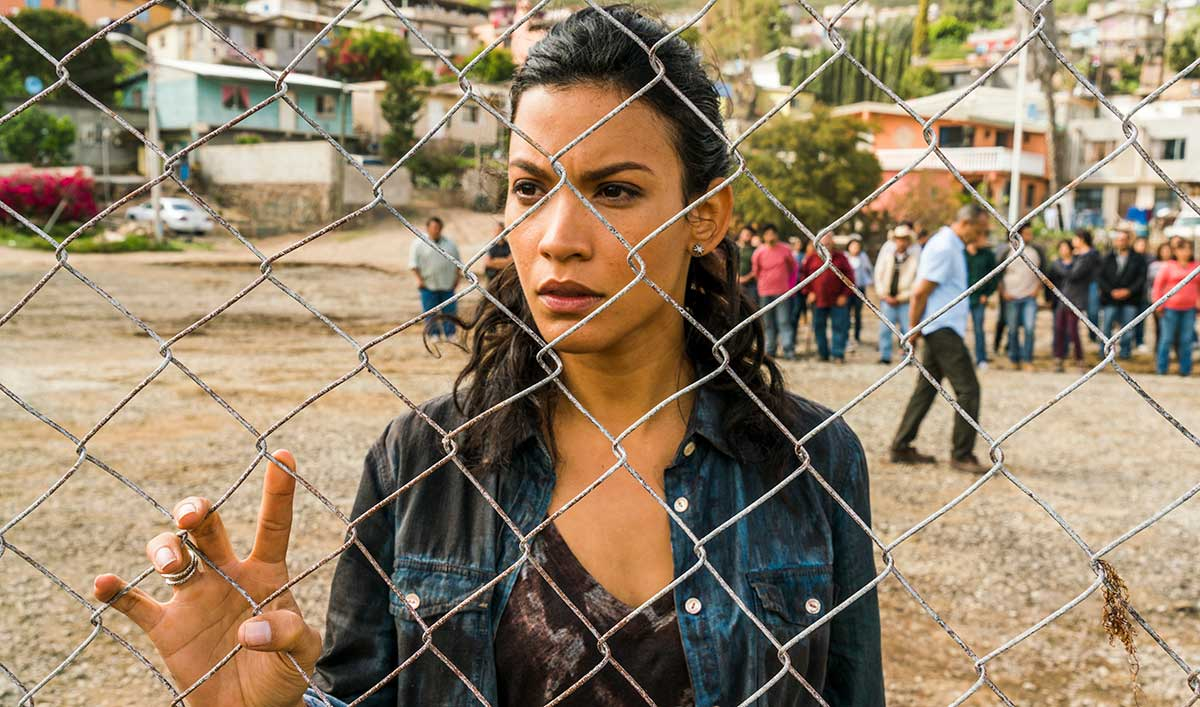 <em>Fear the Walking Dead</em> Q&A – Danay Garcia (Luciana)