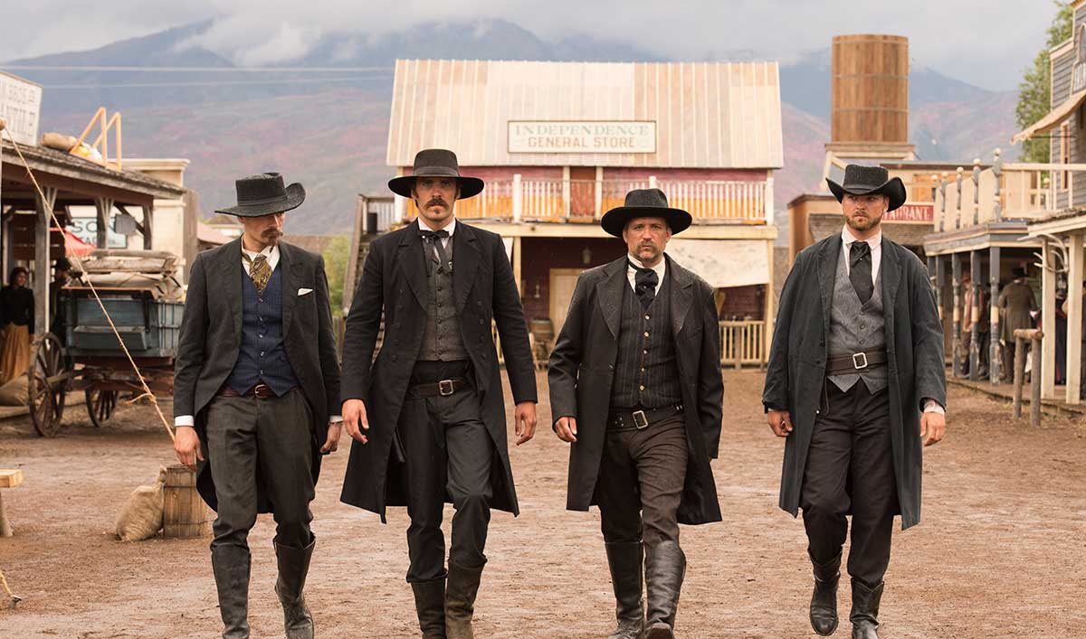 Watch the Most Famous Shootout in the History of the Wild West