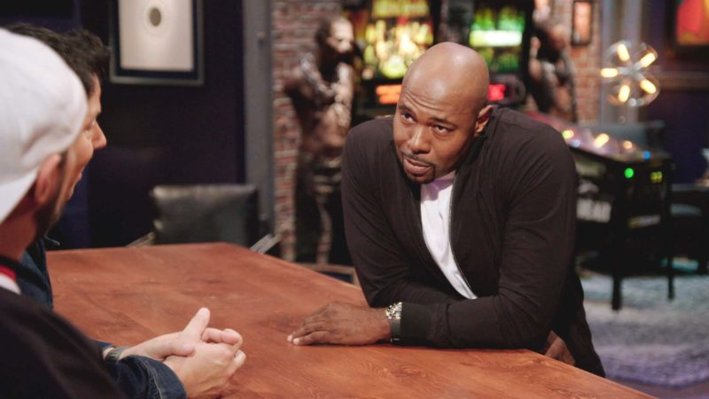 Geeking Out Talked About Scene: Antoine Fuqua