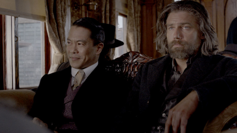 Sneak Peek: Episode 505: Hell on Wheels: Elixir of Life