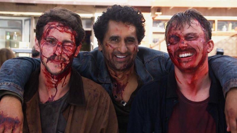 (SPOILERS) Making of Fear the Walking Dead Episode 214