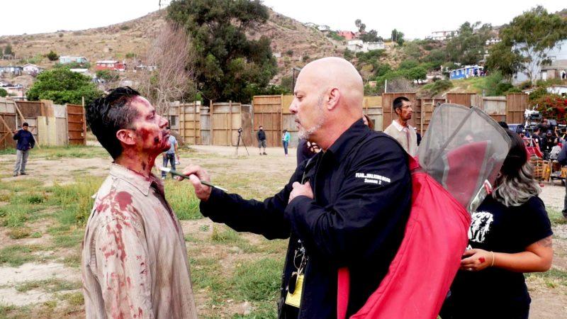 (SPOILERS) Making of Fear the Walking Dead Episode 215