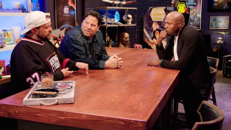 Geeking Out Sneak Peek: Working with Denzel Washington