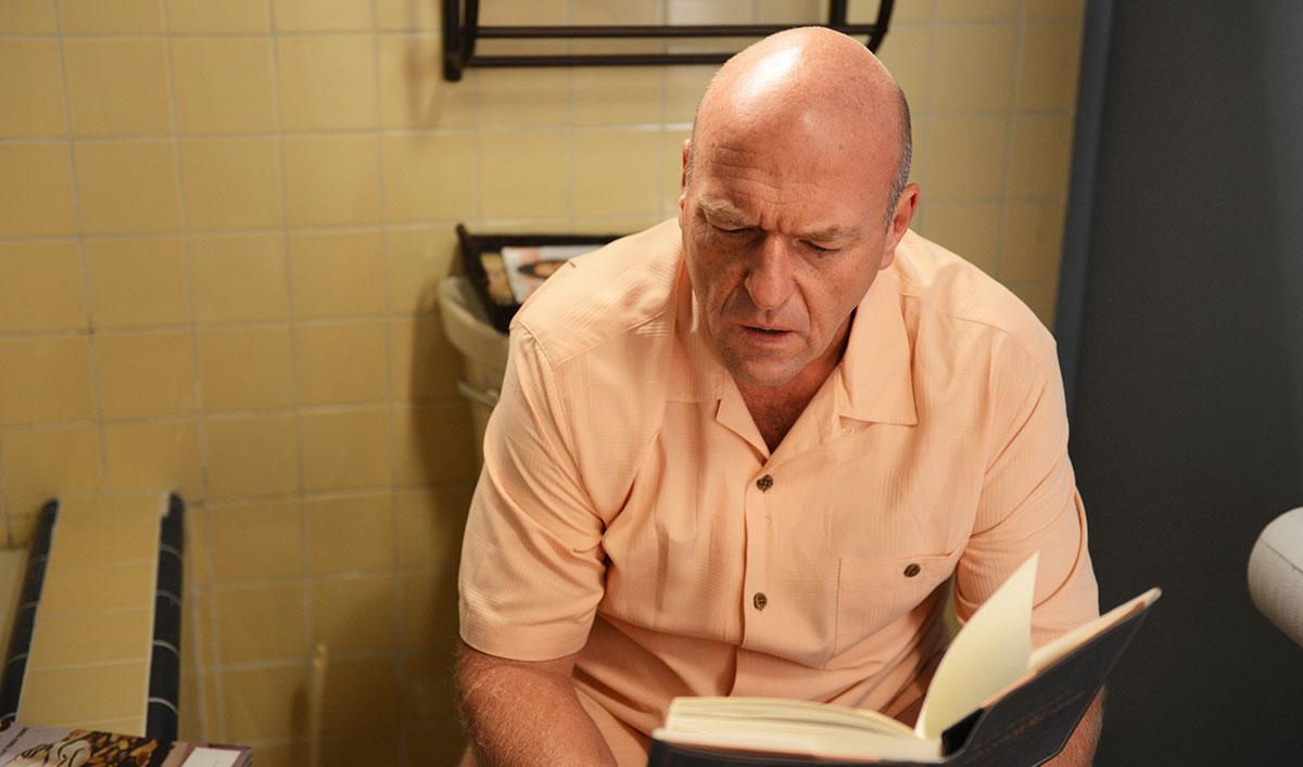 Bryan Cranston Memoir Well-Reviewed; Gus&#8217; Explosive Demise Amazes <em>Uproxx</em>