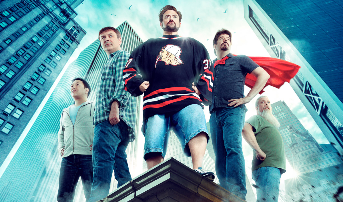 New Poster and Release Date Revealed for Season 6 of <em>Comic Book Men</em>