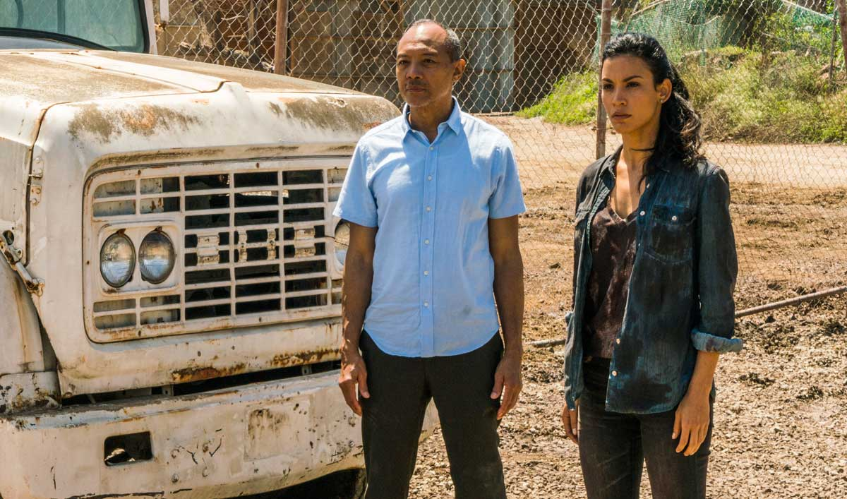 <em>Talking Dead</em> Airs This Sunday 10/9c With Danay Garcia and Paul Calderon