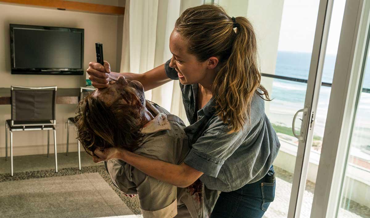 Alycia Debnam-Carey on Climbing Elevator Shafts and Shimmying Across Windowsills