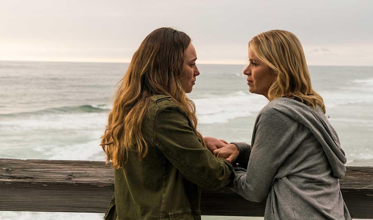 <em>Fear</em> Nabs WGA Nod; <em>TV Guide</em> Checks Out Alicia/Madison Deleted Scene
