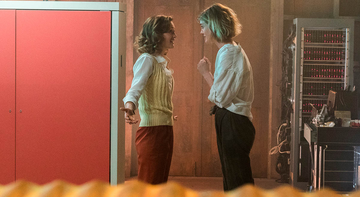 <em>Variety</em> Deems <em>Halt</em> One of the Year's Best; <em>Vulture</em> Interviews Mackenzie Davis
