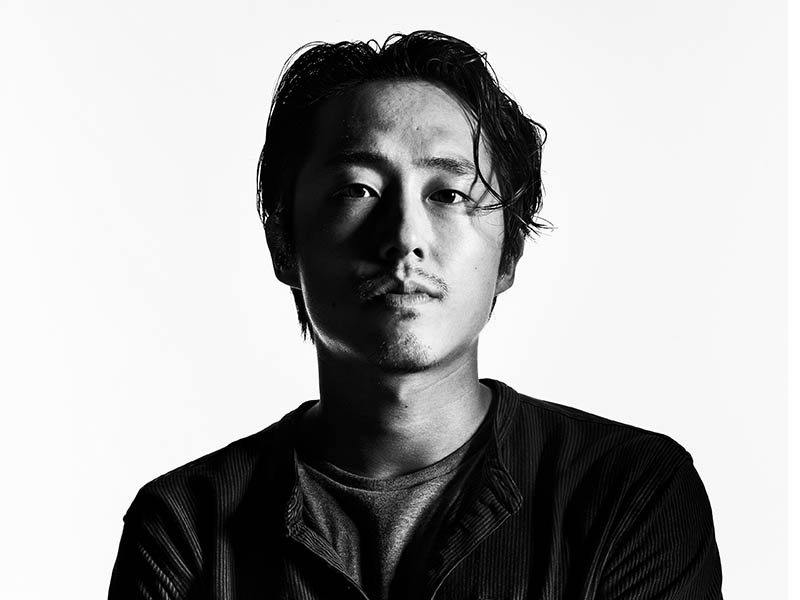 The Walking Dead Glenn Rhee Amc