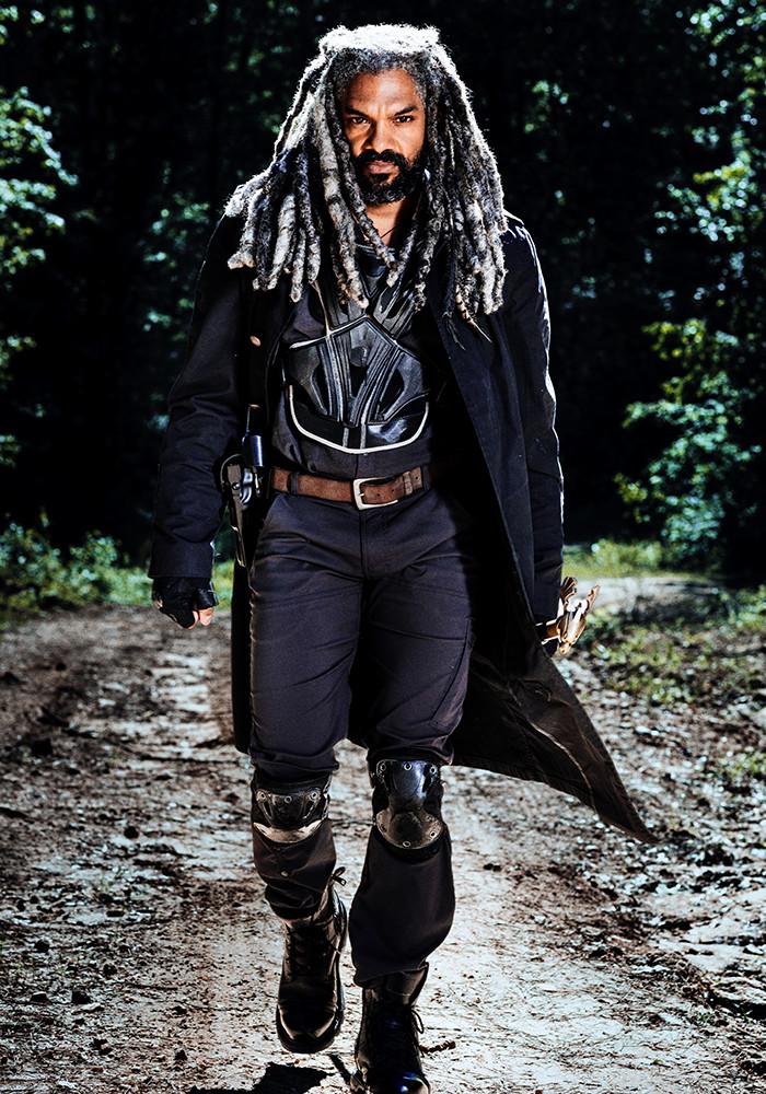 Walking Dead König Ezekiel