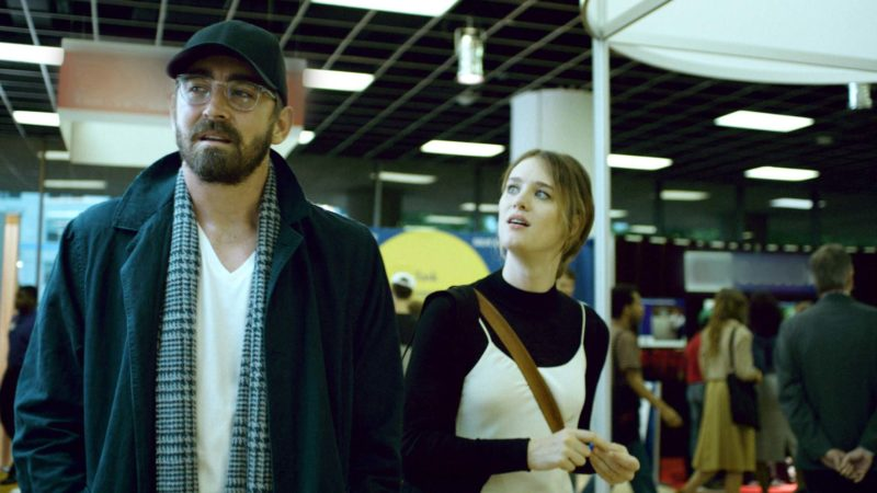 Inside Halt and Catch Fire: Season 3, Episode 9