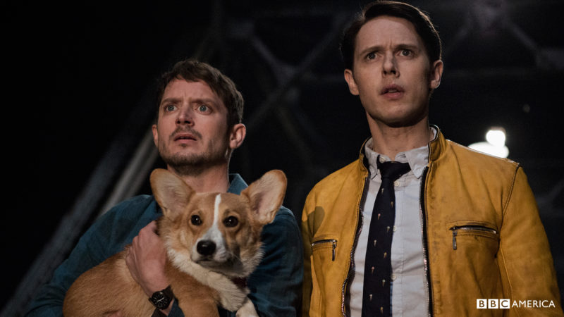 Dirk Gently's Holistic Detective Agency Trailer