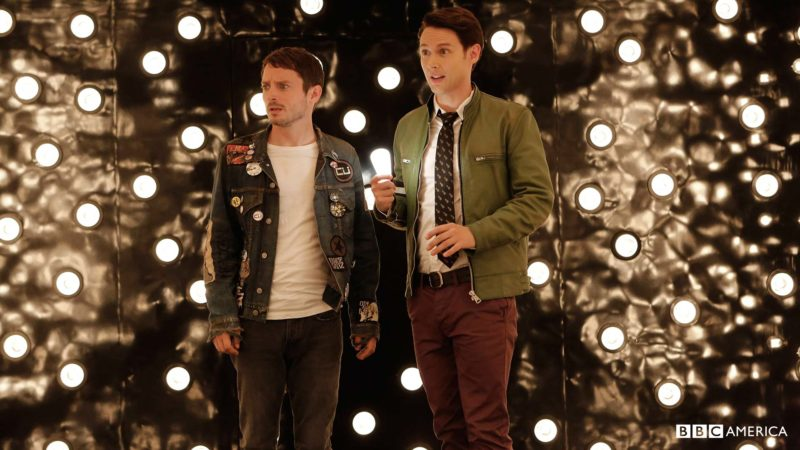 Dirk Gently's Holistic Detective Agency Trailer: The Day Everything Changed