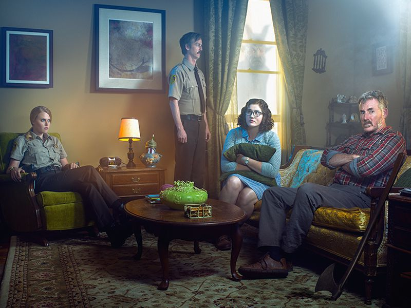 Stan Against Evil Season Episode And Cast Information Amc