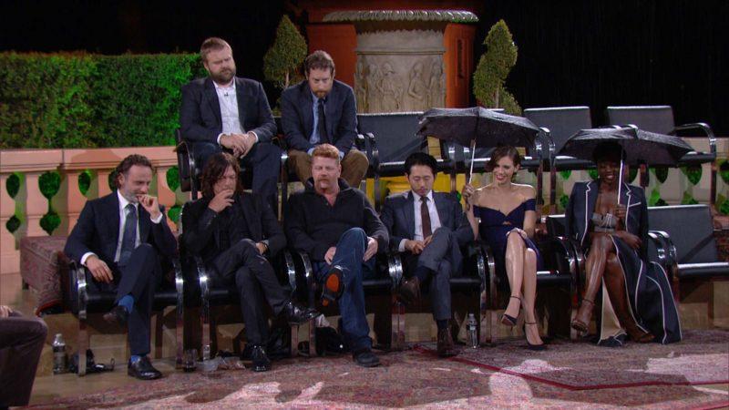(SPOILERS) Talking Dead Highlights: Season 7, Episode 1: Tribute to the Fallen of the Season 7 Premiere — Part 2