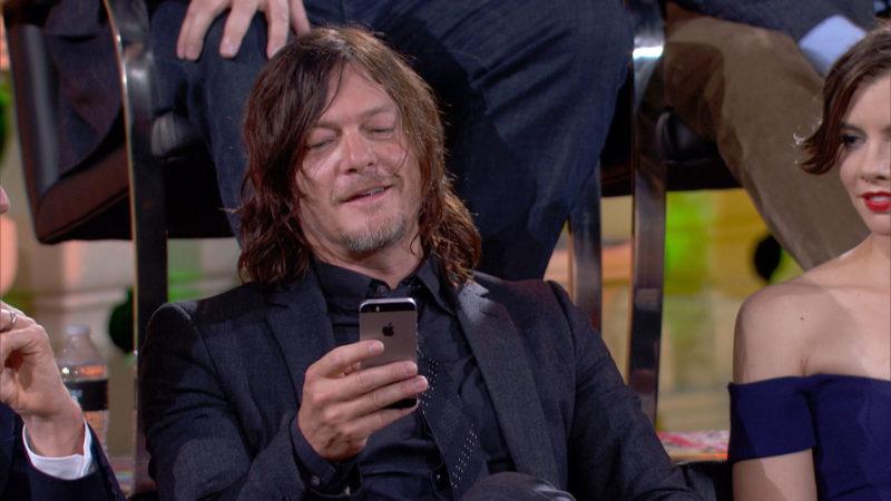 (SPOILERS) Talking Dead Highlights: Season 7, Episode 1: Norman Reedus on Daryl's Guilt