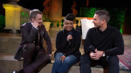 (SPOILERS) Talking Dead Highlights: Season 7, Episode 1: Super Fans React to the Season 7 Premiere