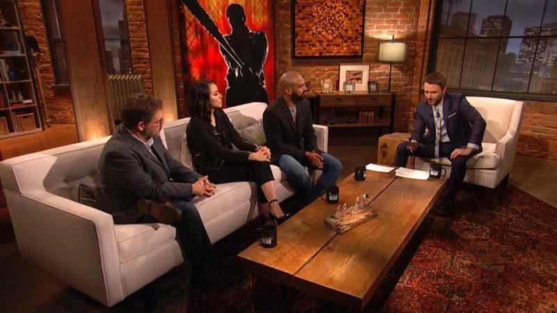 Bonus Scene: Talking Dead: Season 7, Episode 2