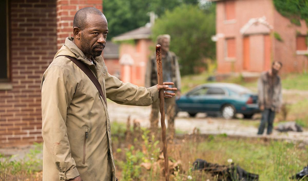 <em>The Walking Dead</em> Q&A – Lennie James (Morgan Jones)