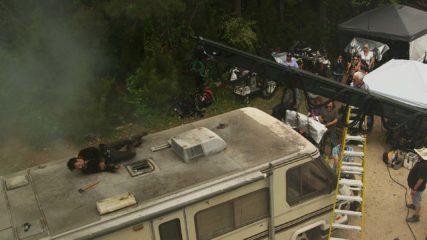 (SPOILERS) Making of The Walking Dead: Season 7, Episode 1