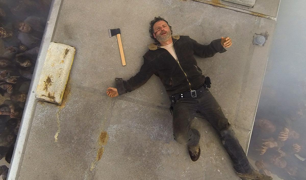 (SPOILERS) Season 7 Premiere Video — Has Rick Been Broken?