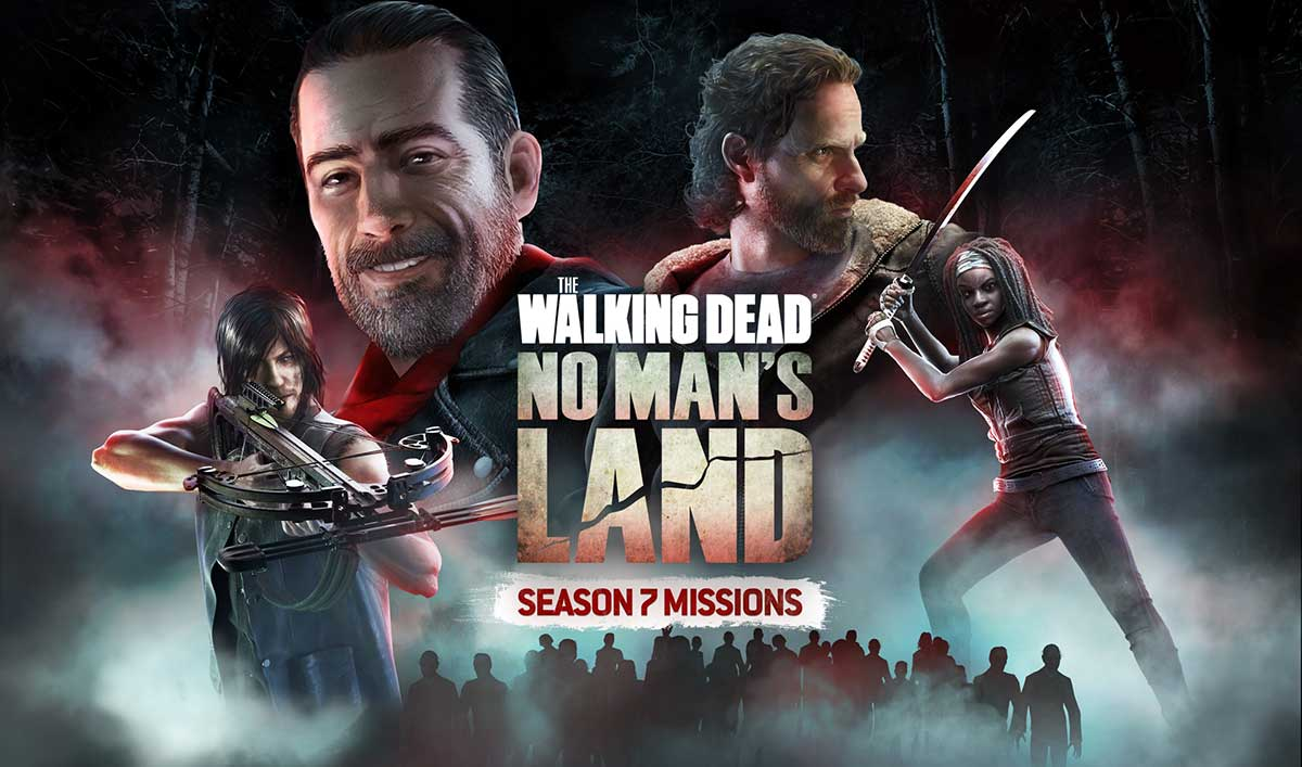 Unlock Exclusive Season 7 Characters and Videos in <em>The Walking Dead: No Man&#8217;s Land</em> Mobile Game