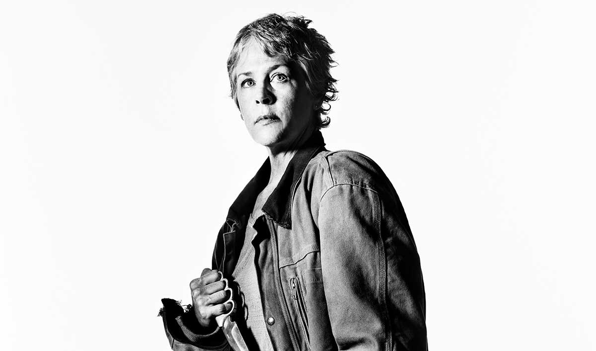 <em>The Walking Dead</em> Q&A – Melissa McBride (Carol Peletier)