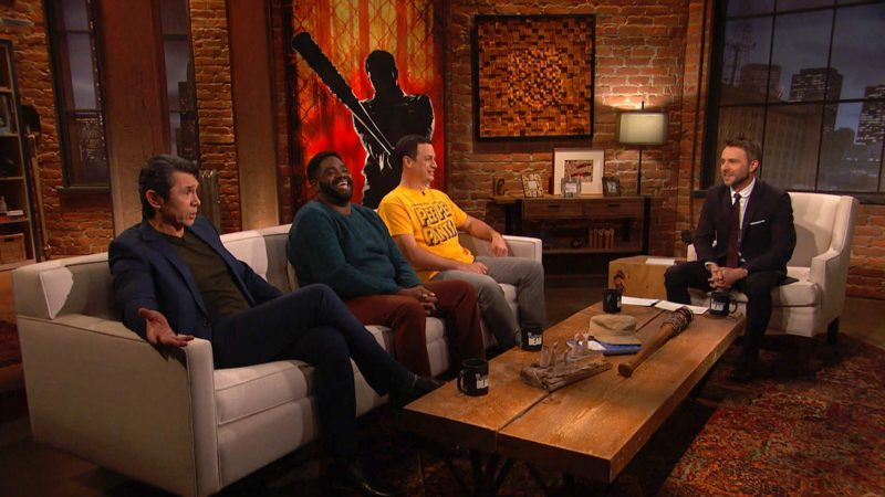 Highlights: Talking Dead: Season 7, Episode 4