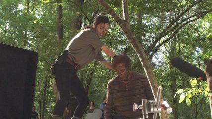(SPOILERS) Making of The Walking Dead Season 7, Episode 4