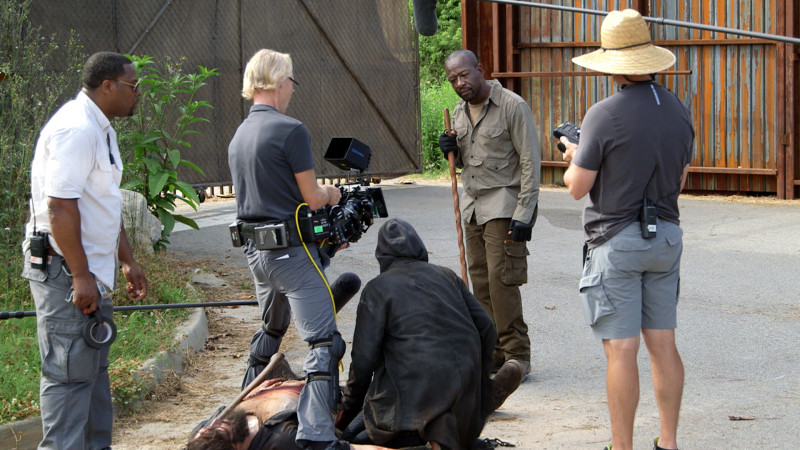 Making of Episode 602: The Walking Dead: JSS