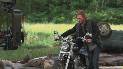 (SPOILERS) Making of The Walking Dead Season 7, Episode 3