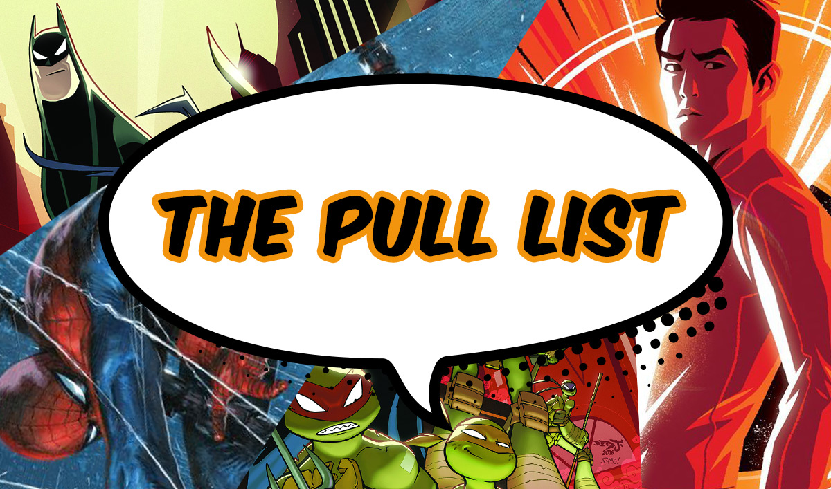 <em>Comic Book Men</em> Pull List: Week of November 9, 2016