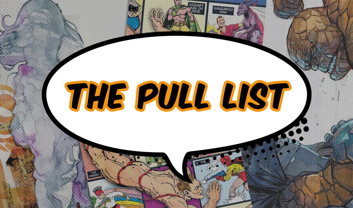 <em>Comic Book Men</em> Pull List: Week of November 16, 2016
