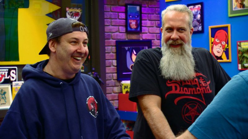 Comic Book Men Talked About Scene: Season 6, Episode 3