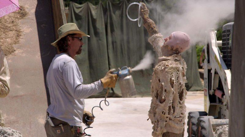 (SPOILERS) Making of The Walking Dead Season 7, Episode 6