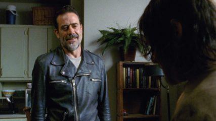 (SPOILERS) Talked About Scene from The Walking Dead Season 7, Episode 3