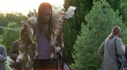 (SPOILERS) Talked About Scene from The Walking Dead Season 7, Episode 4