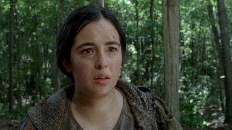 (SPOILERS) Talked About Scene from The Walking Dead Season 7, Episode 6