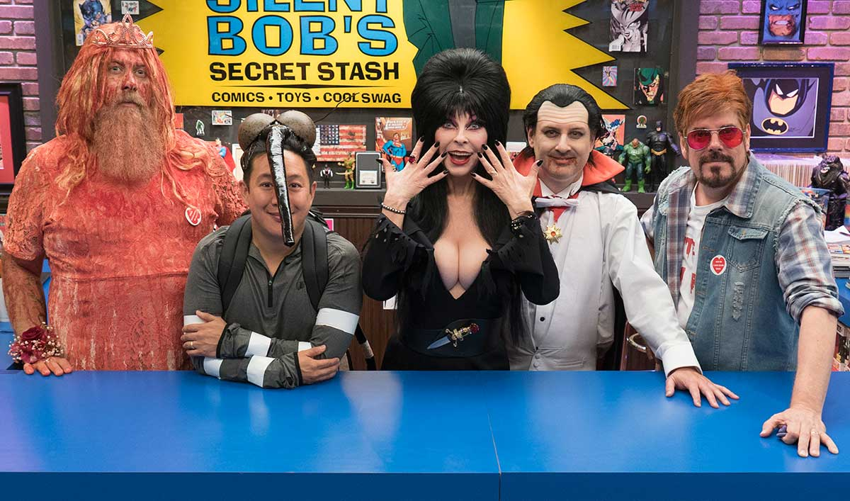 """Full Episode – Elvira Becomes the """"Mistress of the Stash"""""""